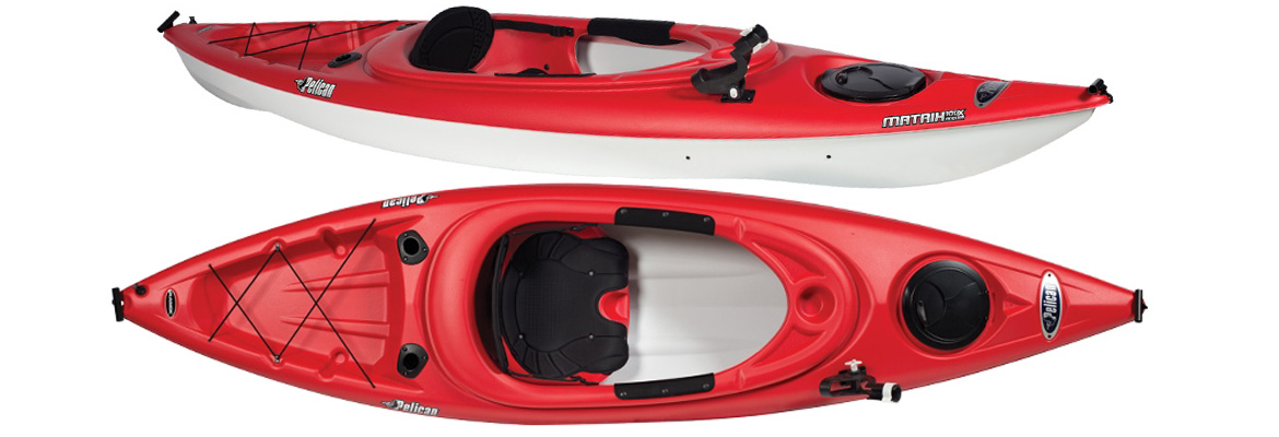 Pelican Matrix 100X Kayak Review - Kayak Fan