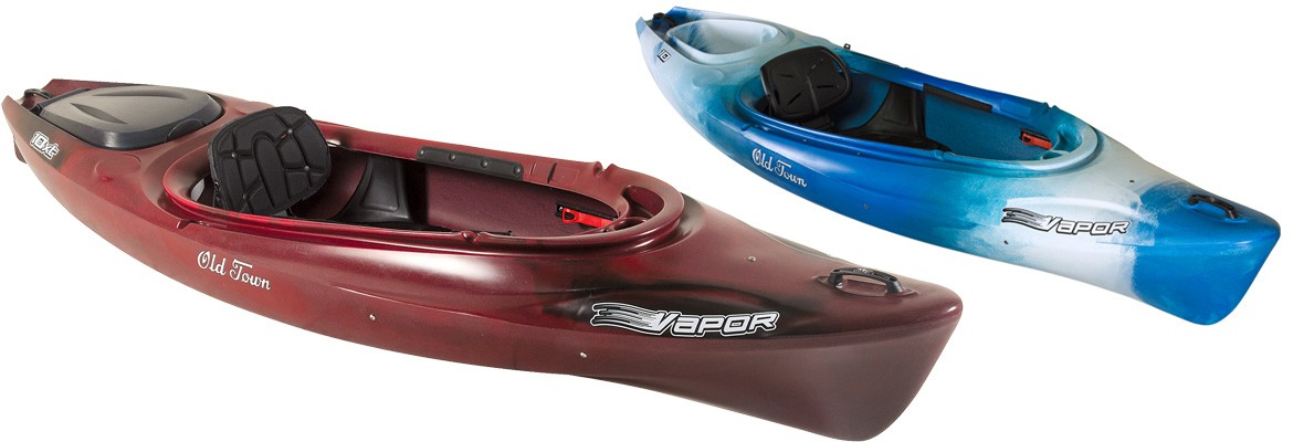 Old Town Vapor 10 Kayak Review - Kayak Fan